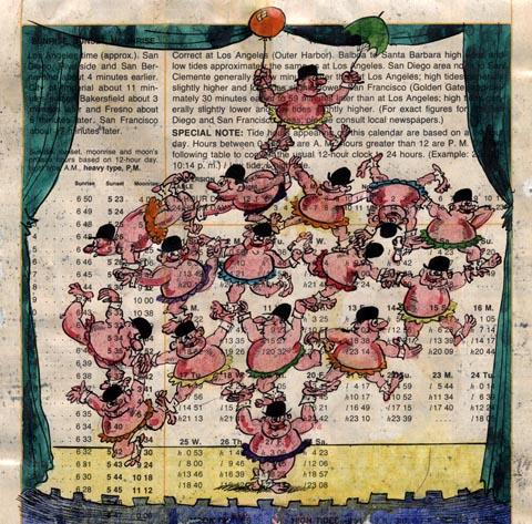 John Dunn Calendar
