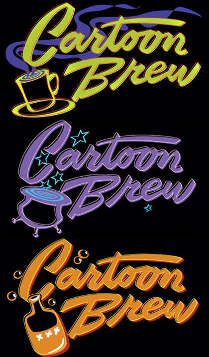 Cartoon Brew logos