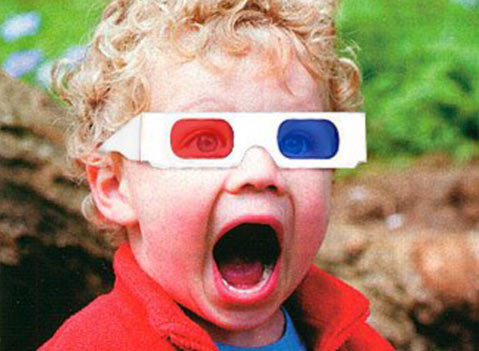The Future of 3-D Movies According to an Old Man