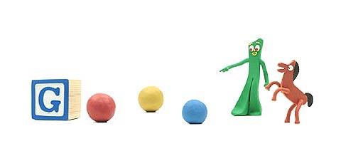 Google Gumby