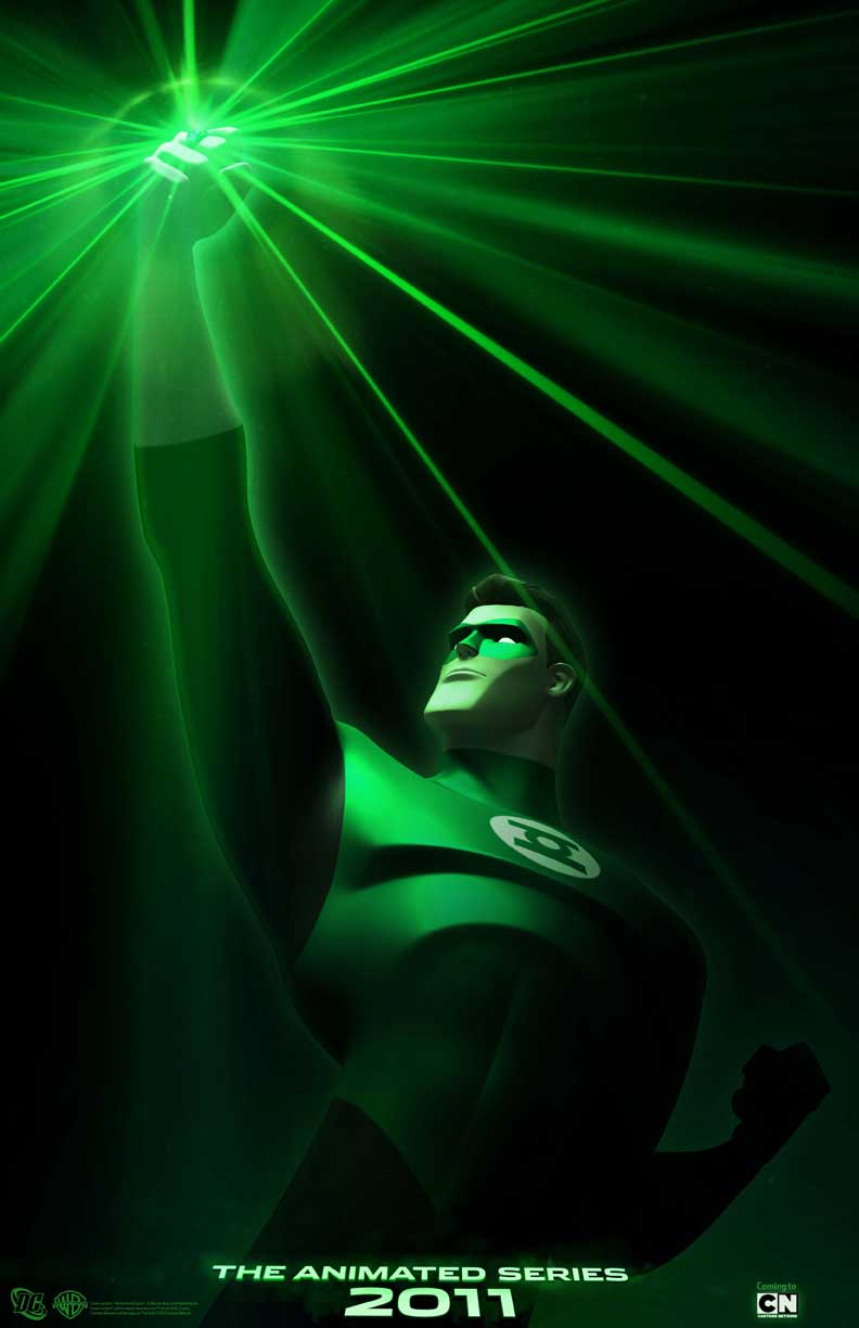 Green Lantern: The Animated Series - Saison 01