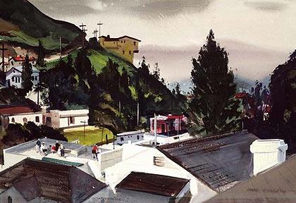 Hardie Gramatky painting