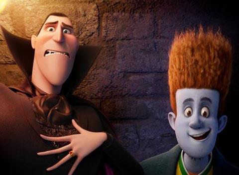 "First Trailer for Genndy Tartakovsky's ""Hotel Transylvania"""