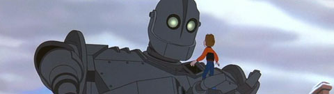 "THIS WEEK: ""The Iron Giant"" At the Film Forum in NYC"