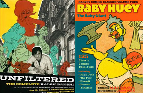 Bakshi and Baby Huey