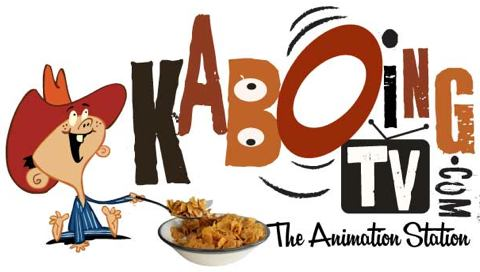 """Rocko's Modern Life"" creator Joe Murray Launches Internet animation channel Kaboing TV"