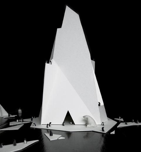 Jon Klassen sculpture