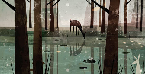 RBC Blue Water Project by Convert and Jon Klassen