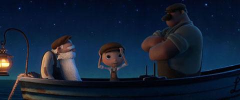 """CB BIZ: Pixar's new short """"La Luna"""""""