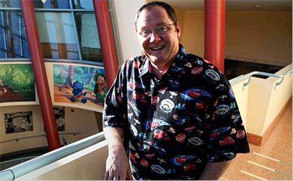 Lasseter in the NY Times