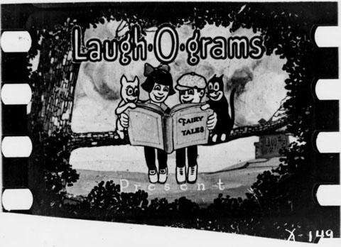 "Lost Disney ""Laugh-O-Grams"" in San Francisco July 16th"