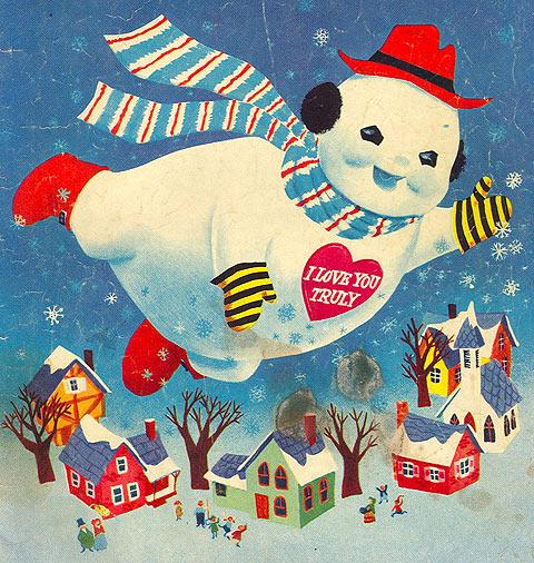 Littlest Snowman