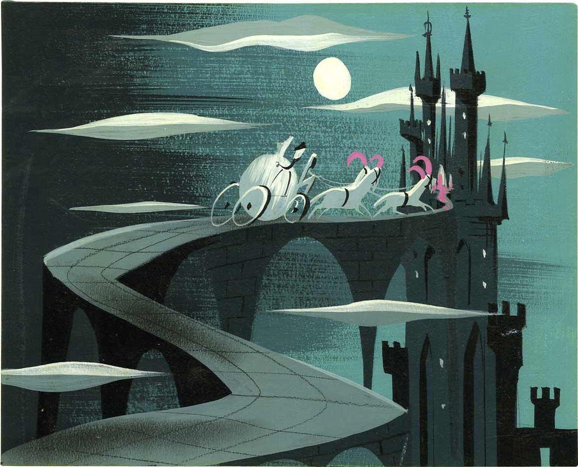 disney concept art cinderella - photo #3