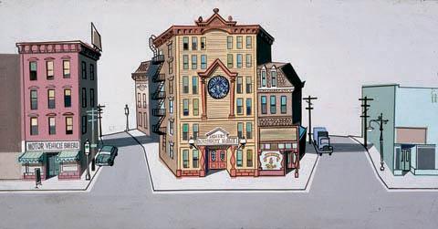 Bob McIntosh Painting