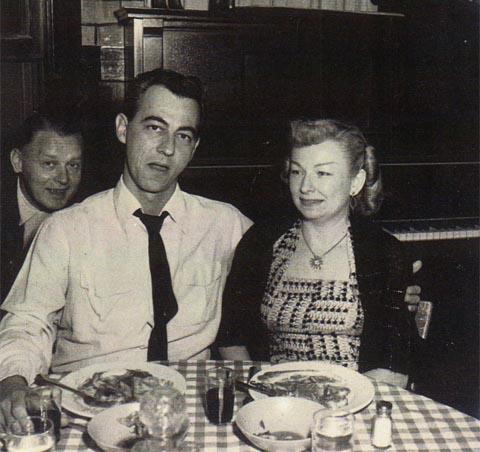 Bob McIntosh and wife