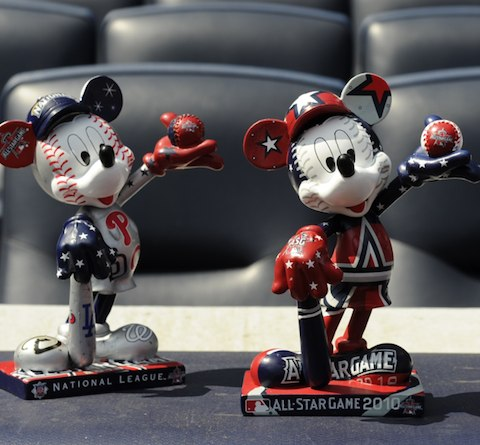 Baseball Mickey
