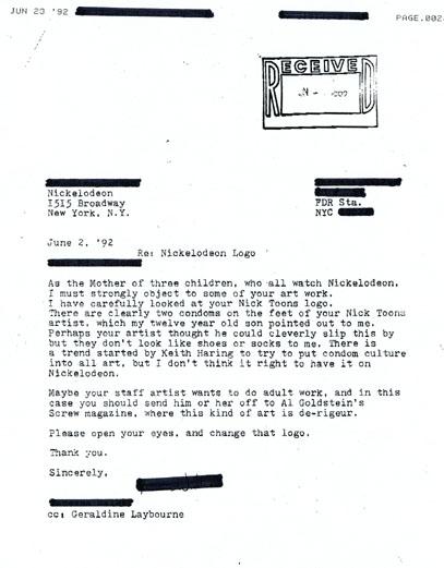 nick letter