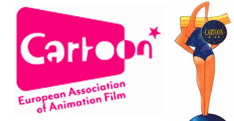 Cartoon d'Or 2012 Nominations Announced