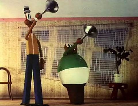 Philips Broadcast of 1938