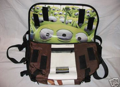 Pixar Messenger Bag