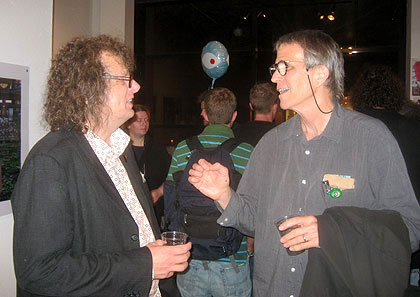 Gerben Schermer and George Griffin
