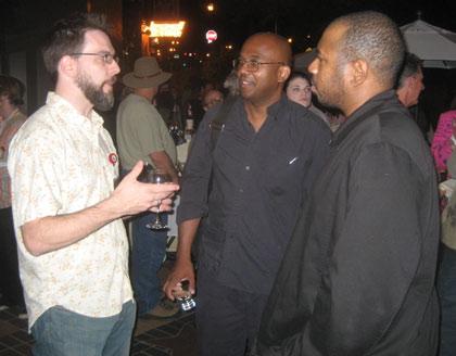 Ward Jenkins, Jerold Howard, Musa Brooker