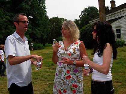 Peter Dougherty, Ruth Lingford, Susie Wilson