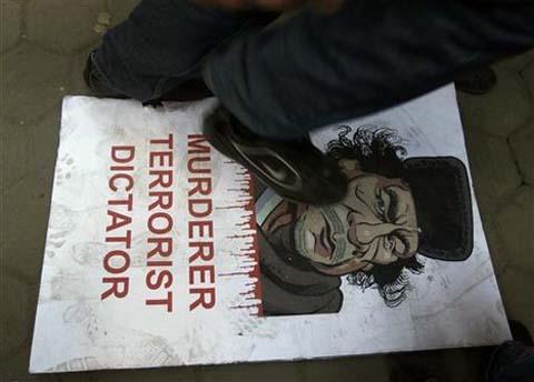 Muammar el-Qaddafi