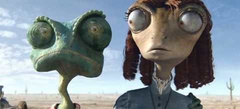 """Rango"" tops Annie Award Winners"