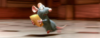 <i>Ratatouille</i> wins Golden Globe