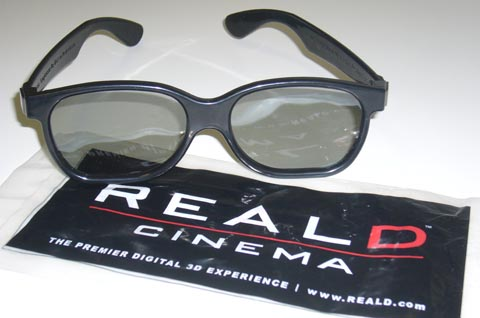real-d-glasses