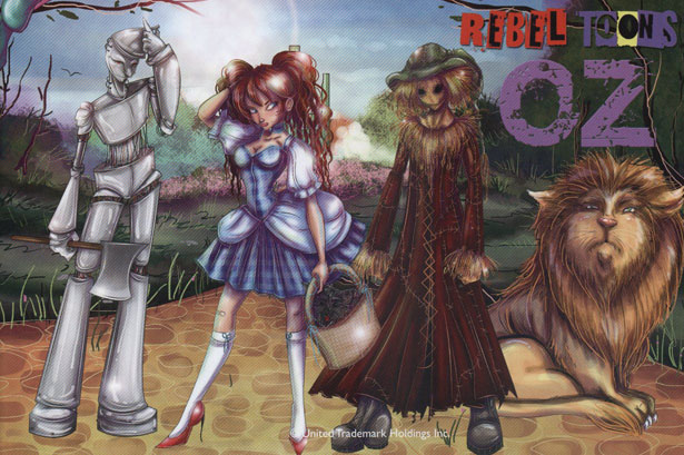 Image result for rebel of oz