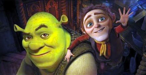 <em>Shrek</em> Fail
