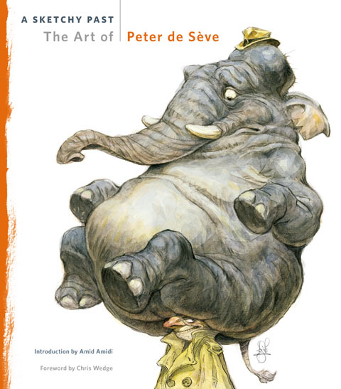 HOLIDAY GIVEAWAY: <em>A Sketchy Past: The Art of Peter de Sève</em>