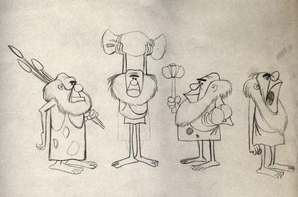 Drawing by Art Stevens