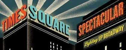 Holiday Gift Guide: Times Square Spectacular