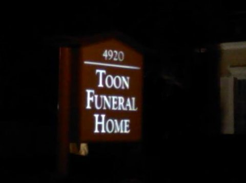 Toon Funeral Home