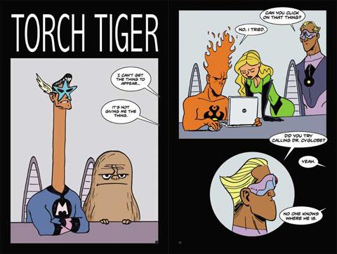 Torch Tiger