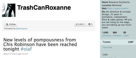 TrashCan Roxanne