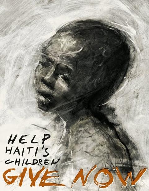Haiti poster by Theo Ushev