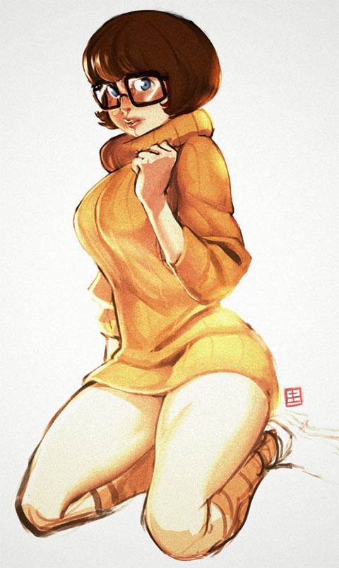 For All The Velma Fans Out There