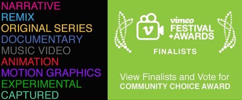Vimeo Awards